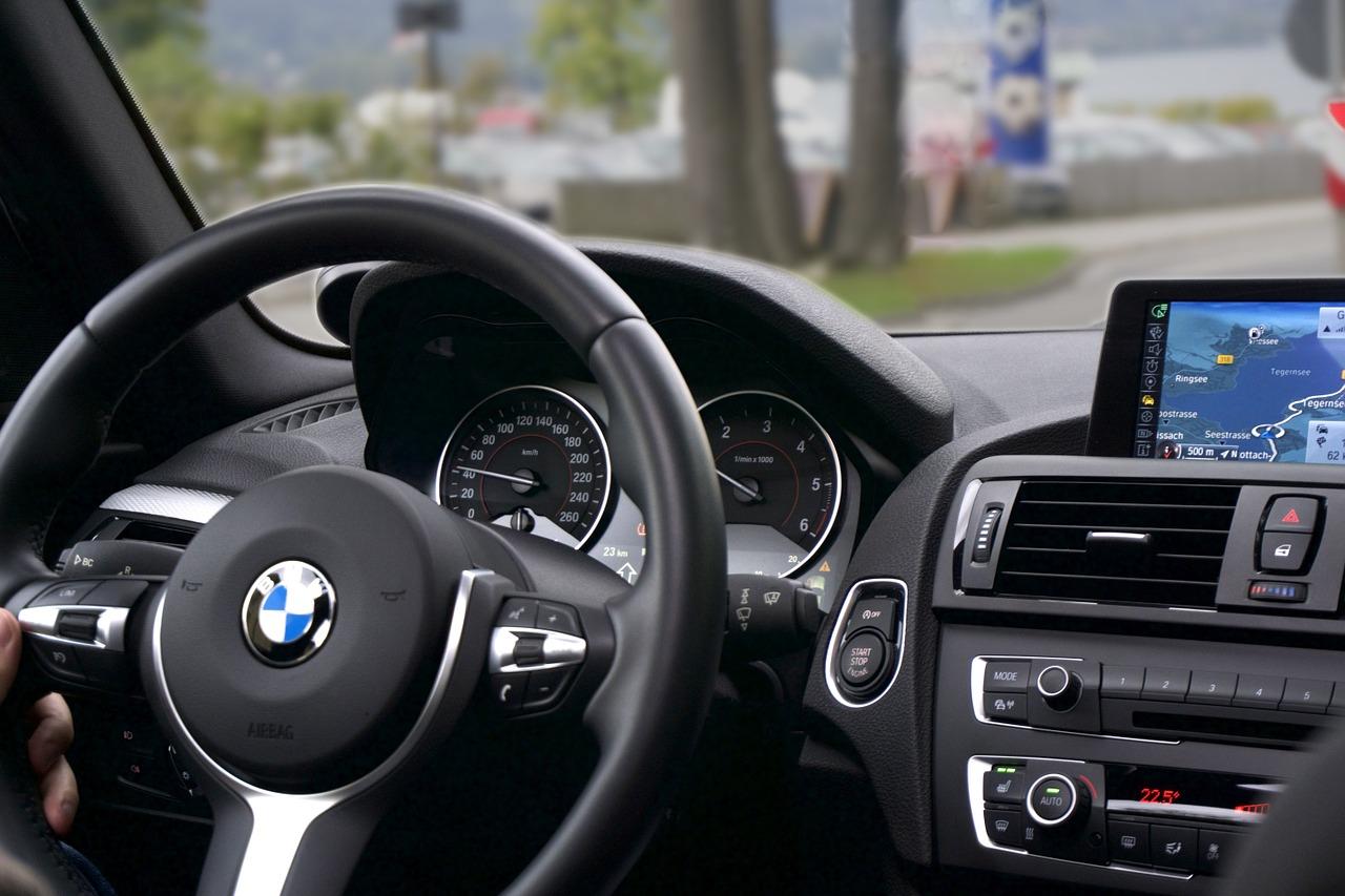 acheter une auto BMW d'occasion