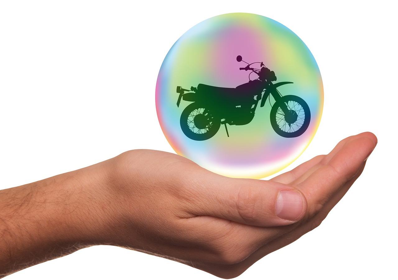 le prix d'une assurance moto