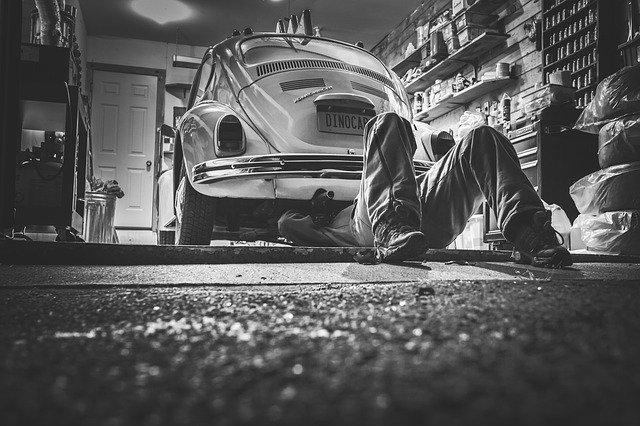 contrôle technique des voitures sans permis